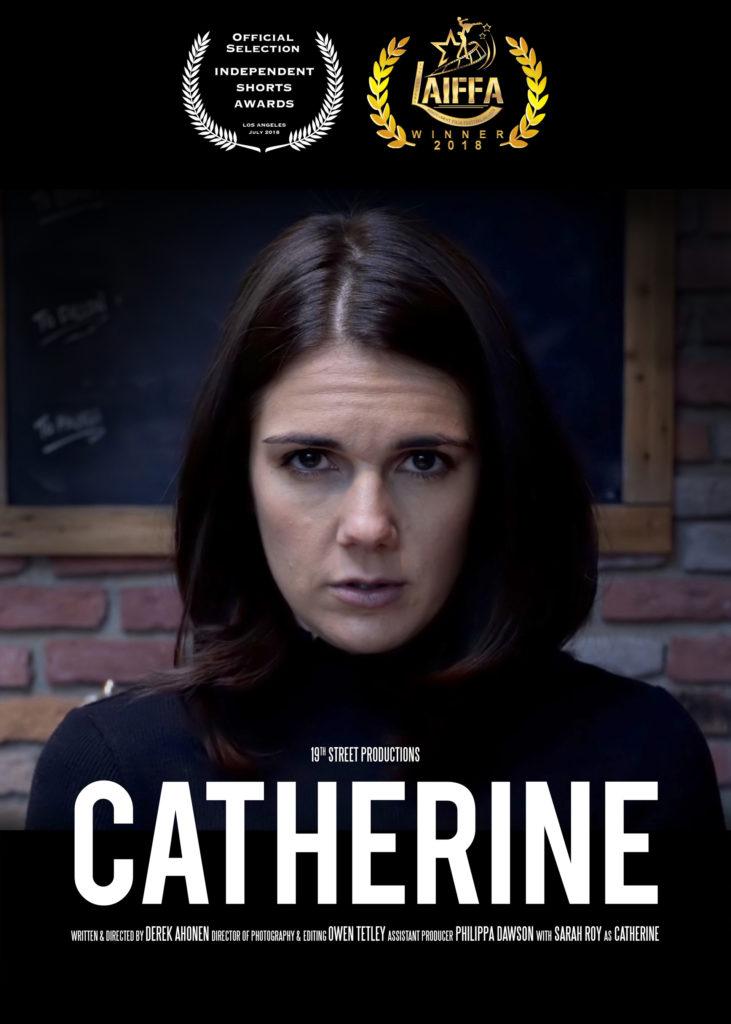 Catherine Film Poster