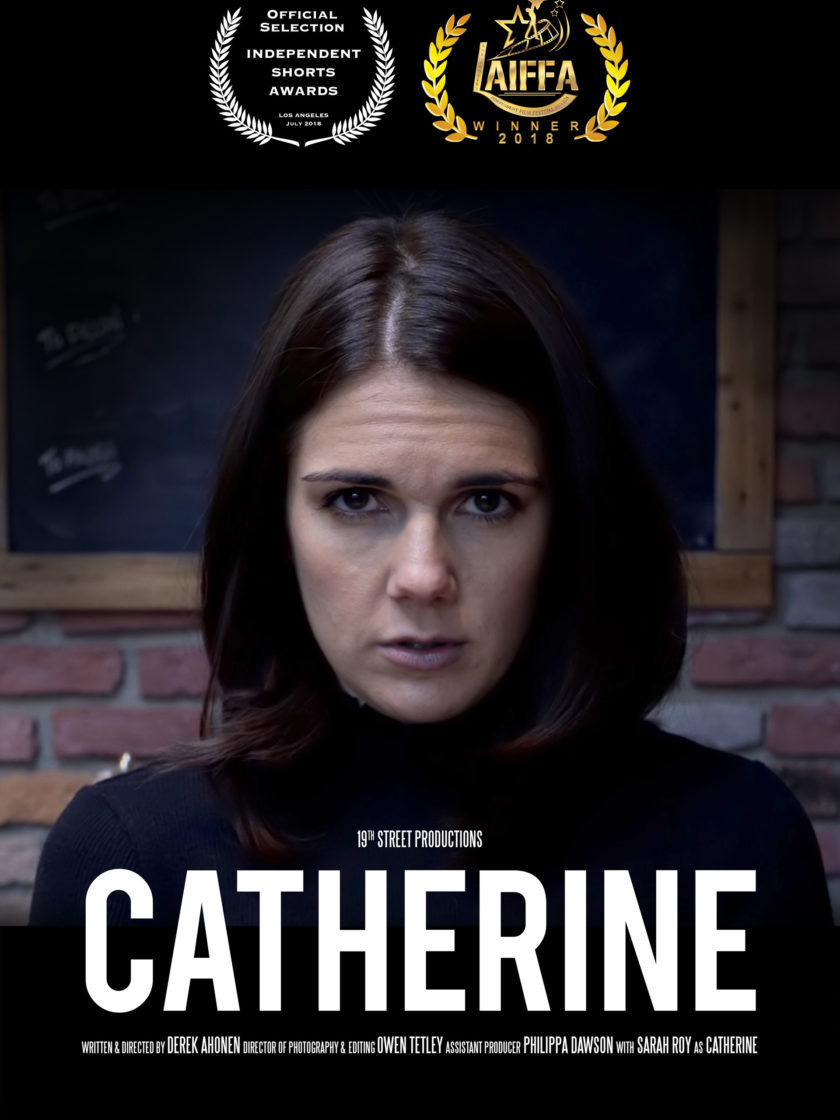 Catherine Film Poster